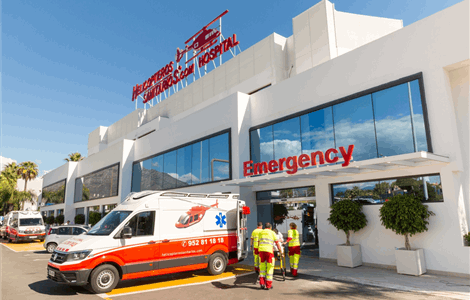 Home GP service in Costa del Sol for an emergency