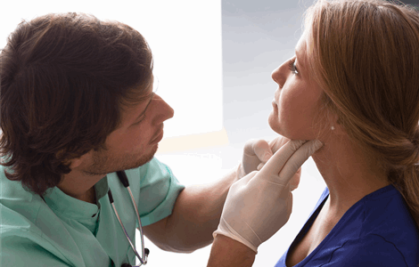 GP service for swollen lymph nodes in Fuengirola